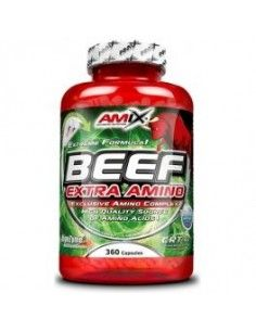 Beef Extra Amino 360 Caps - AMIX