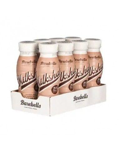 Barebells Milkshake Batido Proteico - 8 Unid