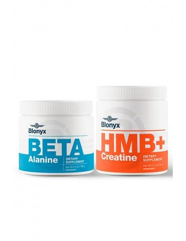 PACK Beta Alanine + HMB Creatine Blonyx
