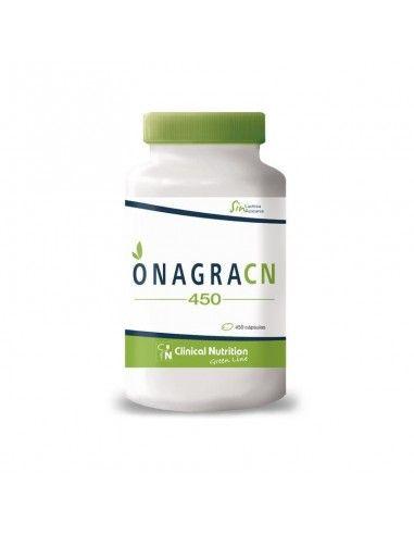 Aceite De Onagra 450 Cap - Nutrisport