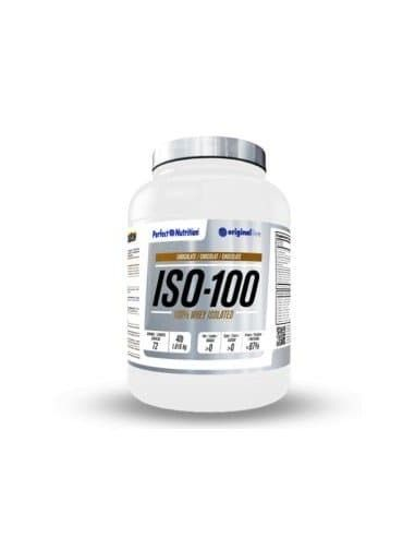 Iso 100 - 100% whey isolated - 4lb - Perfect Nutrition
