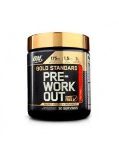 Gold Standard Pre-Workout 330 gr - ON