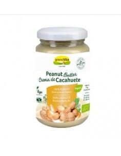 Crema de Cacahuete Bio 350 Gr - Granovita