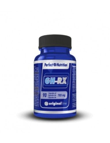 GH RX - 90 Caps - Perfect Nutrition