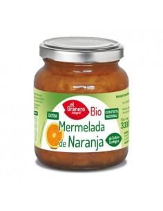 Mermelada de Naranja Bio 330 Gr - El Granero