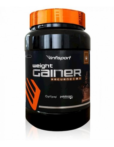 Weight Gainer Secuencial Polvo 1,5 Kg - Infisport