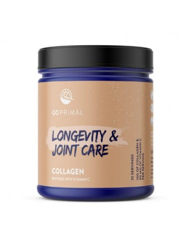 Colageno + Vitamina C - Go Primal