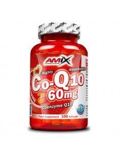 Coenzym Q10 100 Caps - AMIX