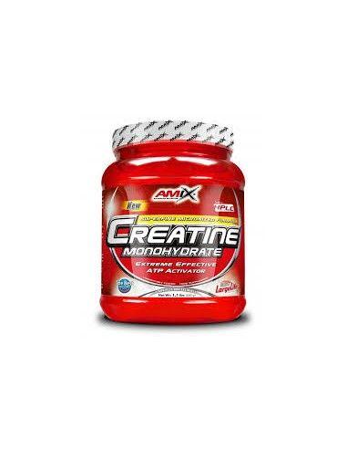 Creatine Monohydrate 500 Gr + 250 Gr - AMIX