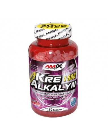 Kre Alkalyn 1500 120 Caps + 30 Caps - AMIX