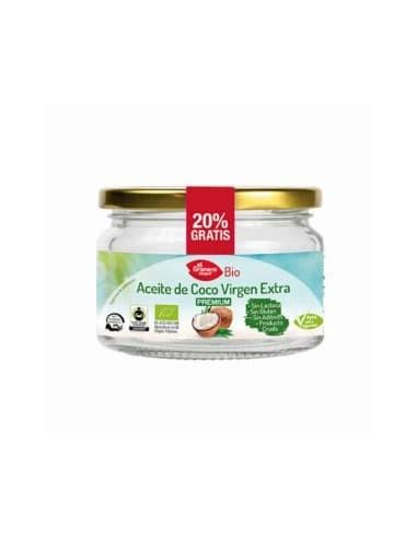 Aceite de Coco Bio Virgen Extra 250 Ml