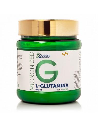 Glutamina 500 Gr-QNS