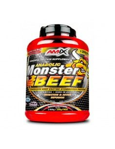 Monster Beef 2 Kg + 200 Gr Gratis - Amix