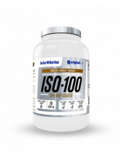 Iso 100 - 100% Whey Isolated - 2lb - Perfect Nutrition