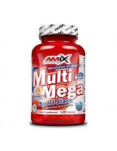 Multi Mega Stack 120 Tabs - AMIX