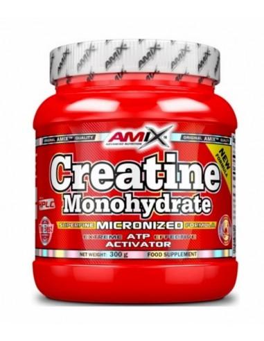 Creatina Monohidrato Micronizada 300g - Amix