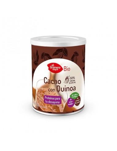 Cacao Con Quinoa Bio 200gr - El Granero