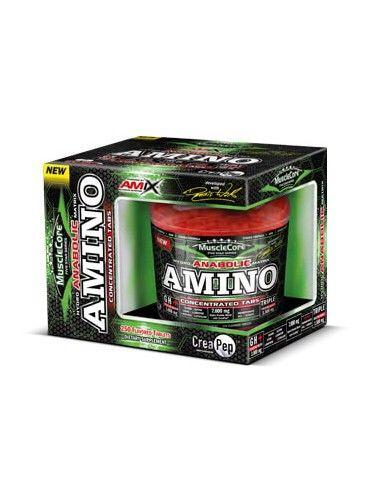 Musclecore Anabolic Amino 250 Tabs -...