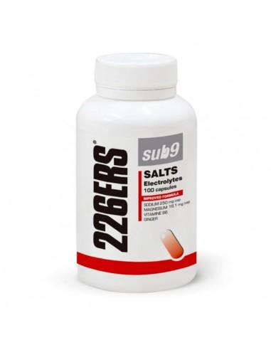 Sub9 Salts Electrolytes - 100 Cáps. – 226 ers