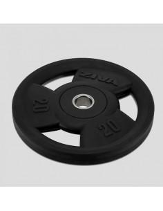 Disco Olímpico Goma Negra - Ziva