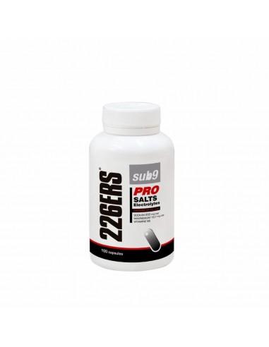 Sub9 Pro Salts Electrolytes 100 Caps. - 226 ers