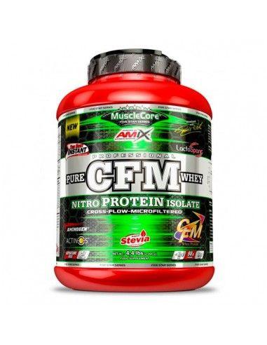 Musclecore CFM Nitro Whey 2 Kg - AMIX