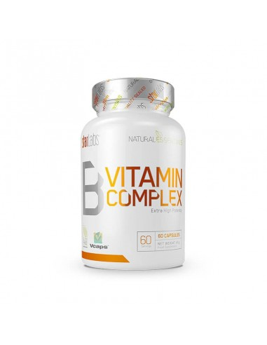 B Vitamin Complex 60 Softgels - Starlabs Nutrition