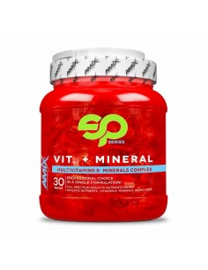 Vit And Mineral Super Pack 30 Packs - Amix