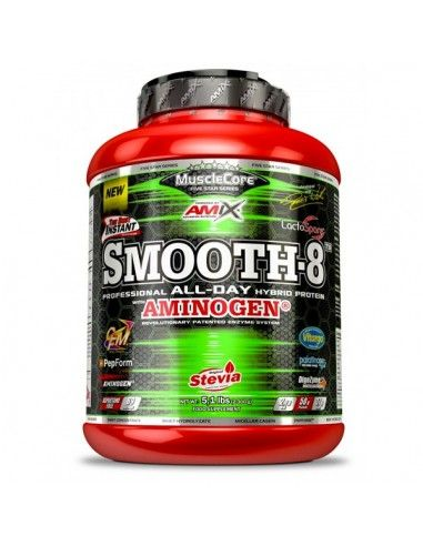 Musclecore Smooth 8 2.3 Kg - AMIX