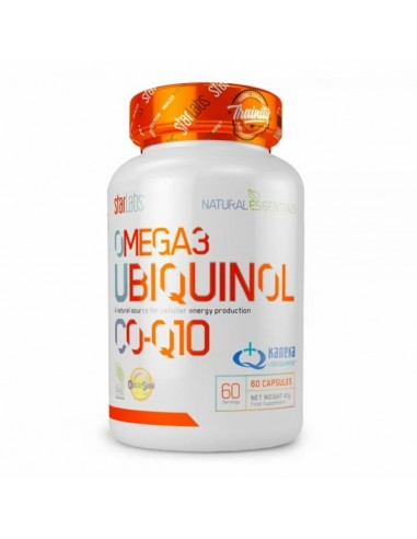 Omega3 Ubiquinol Co-Q10 - 60 caps