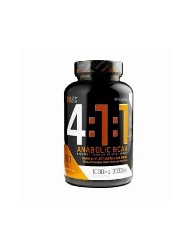 4:1:1 Anabolic BCAA 400 Tab. - Starlabs Nutrition