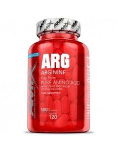 Arginine 120 Caps - AMIX