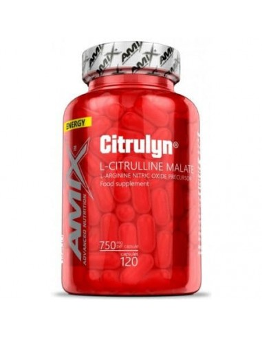 Citrulyn 750 Mg 120 Caps - AMIX