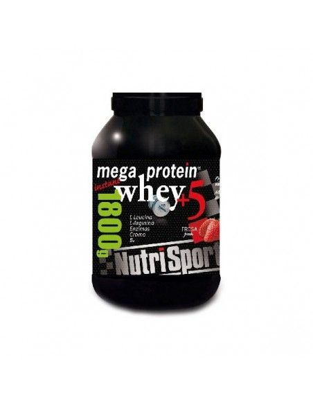 Mega Protein Whey + 5 - Nutrisport
