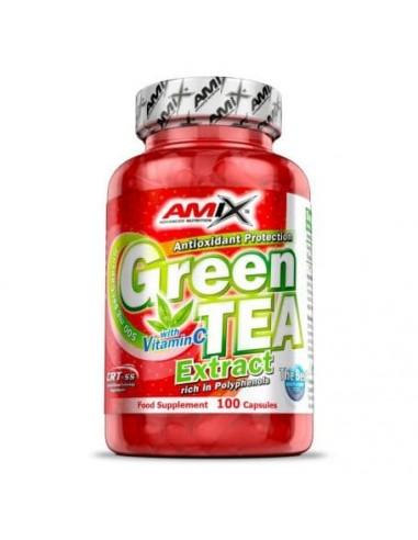Extracto de Té Verde con Vitamina C...