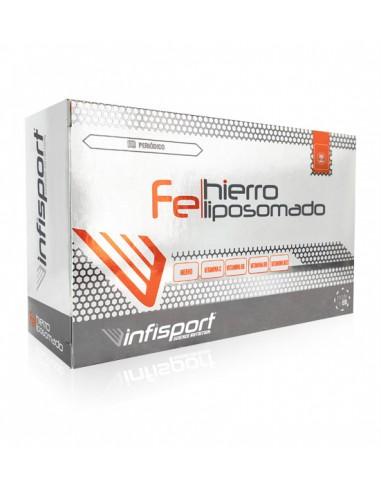 Fe Hierro Liposomado - Infisport