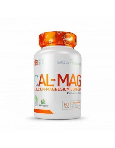 Calcio con Magnesio - 120 Caps – Starlabs Nutrition