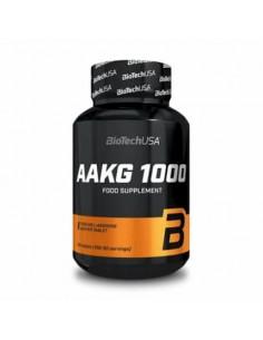 AAKG 1000 Mg 100 Tabs - BiotechUSA