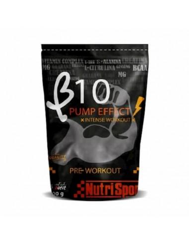 B10 Pump Effect Pre Workout 400g