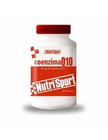 Coenzima Q10 60 Cápsulas - Nutrisport