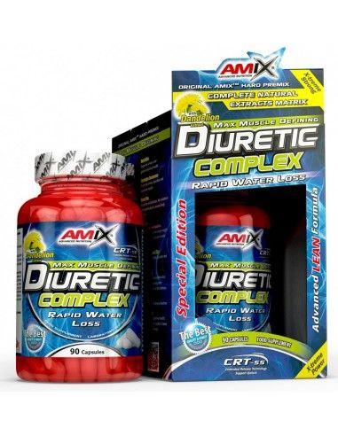 Diuretic Complex 90 Caps - AMIX