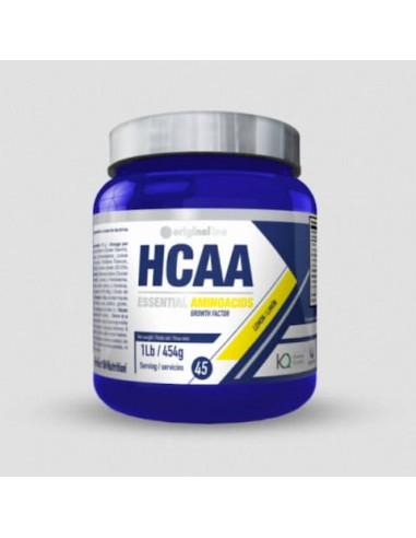 Aminoacidos Esenciales HCAA - 454 Gr.