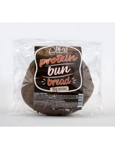 Pan Proteico de Hamburguesa de Espelta 90 gr