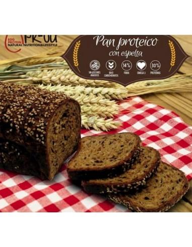 Pan Proteico de Espelta 450 gr - Prou