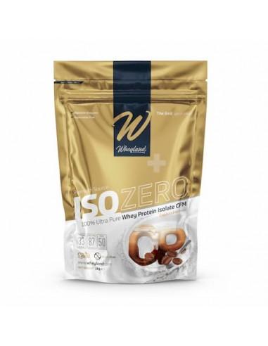 Proteína Aislada IsoZero 1kg - Wheyland
