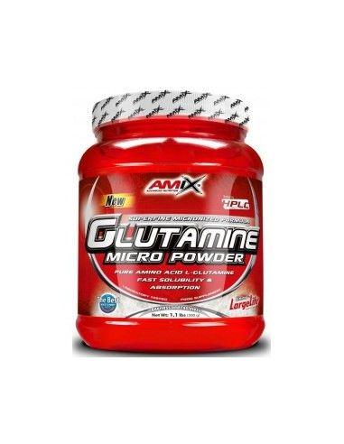 Glutamine 500 Gr - AMIX