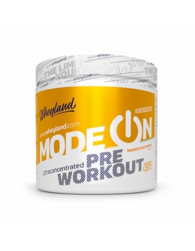 Pre Workout Mode On 450 Gr – Wheyland
