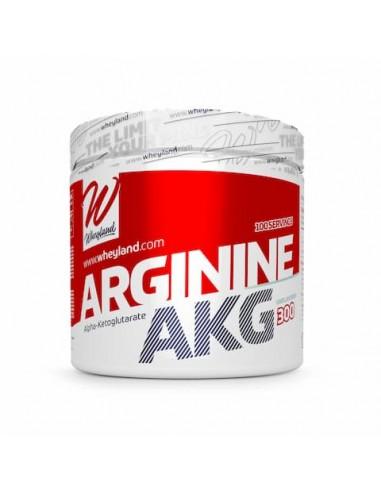 Arginina Akg 300Gr - Wheyland