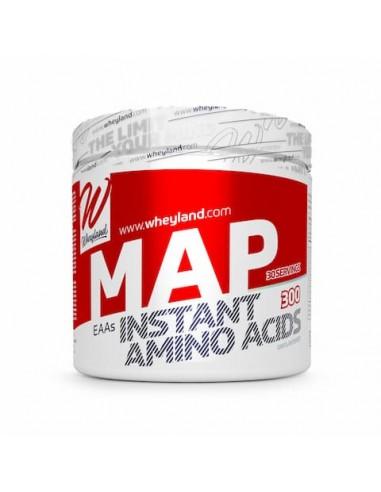 Aminoácidos Map 300Gr - Wheyland