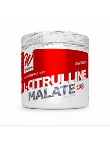 Citrulina Malato 300Gr – Wheyland